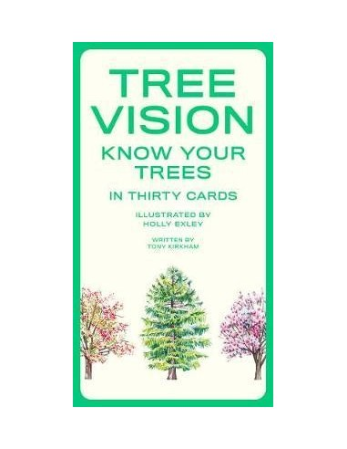Tree Vision : Know Your Trees in 30 Cards