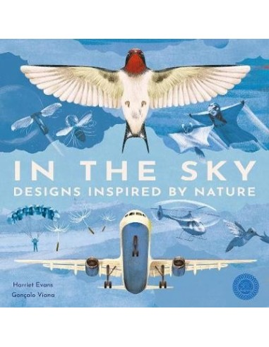 In the Sky : Designs inspired by nature